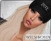 WV: Hat Hair v3 Blonde