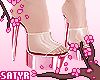 Luxury Platforms Pink