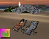Rawry beach lounge