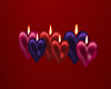 Heart Candles #1