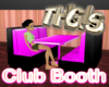 THGIS Club Booth