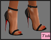 pez black shoes