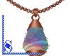 *S* Necklace_Copper