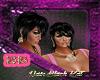 hair kat black