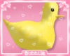 B. little ducky toy
