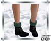 Gayle Green Boots