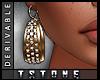 T.Diamond Earrings 3d