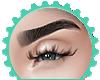{ Natural Eyebrow }