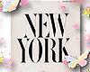 New York Canvas e