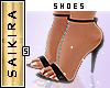 Diamond Heels Black