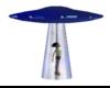 BRB UFO Blue