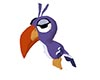 ~S~ pet toucan