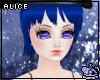 Glossy Blue Petit Devil