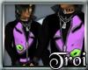 -Troi- Toki Girl- Purple