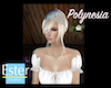 Polynesia blonde hair