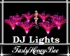 Flower DJ Lights R/P