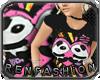 $R Panda Love Tee