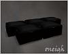 Black Seating