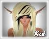 Kat   Loren blonde black