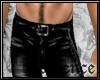 Isamu Leather Pants