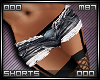 (m)Wreckless Shorts BLU