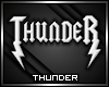 THUNDER Sticker