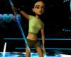 Teal Dance Rods
