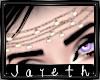 [J] Forehead Crown Mesh