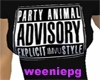 Party Animal BFT