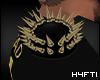 H4   Shoulder Spike Gold
