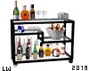[LW]Mini Bar Trolley