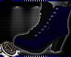 曆 Lala Boots Blue