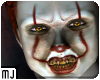 Pennywise Scary Head