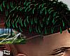 Yzo: Scott dreads fade