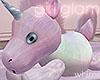 Girl Glam Unicorn Plush