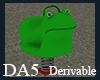 (A) Park Frog Rocker