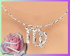 Virgo Diamond Necklace