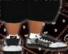 Azteca Shoes Blk Lace v2