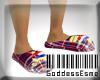 !GE Dutch Slippers
