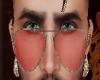 (H) EyeWear-Red