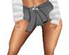~S~ Grey Shorts N/TS