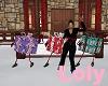 Christmas gifts dancing