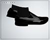 {L} Black Dress Shoes