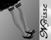 ~N~ Su-metal Shoes/Socks