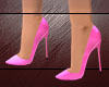 E_Pink Pump Shoes
