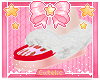 Starwberry Slippers