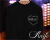 ♆ Heart Sweater 'M