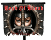 Band Of Blood Flag