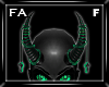 (FA)ChainHornsF Rave