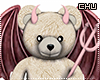 Teddy Devil Cute